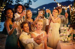 Поздравление с бракосочетанием