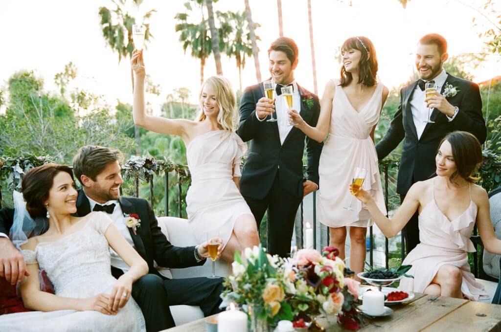 От подруге невесты на свадьбе поздравление