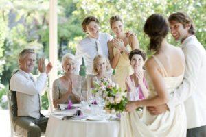 Поздравления от родителей жениха