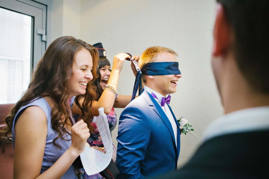 Конкурсы для жениха и невесты