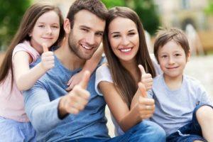Женщина-Лев в семье