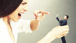 Негативный опыт отношений
