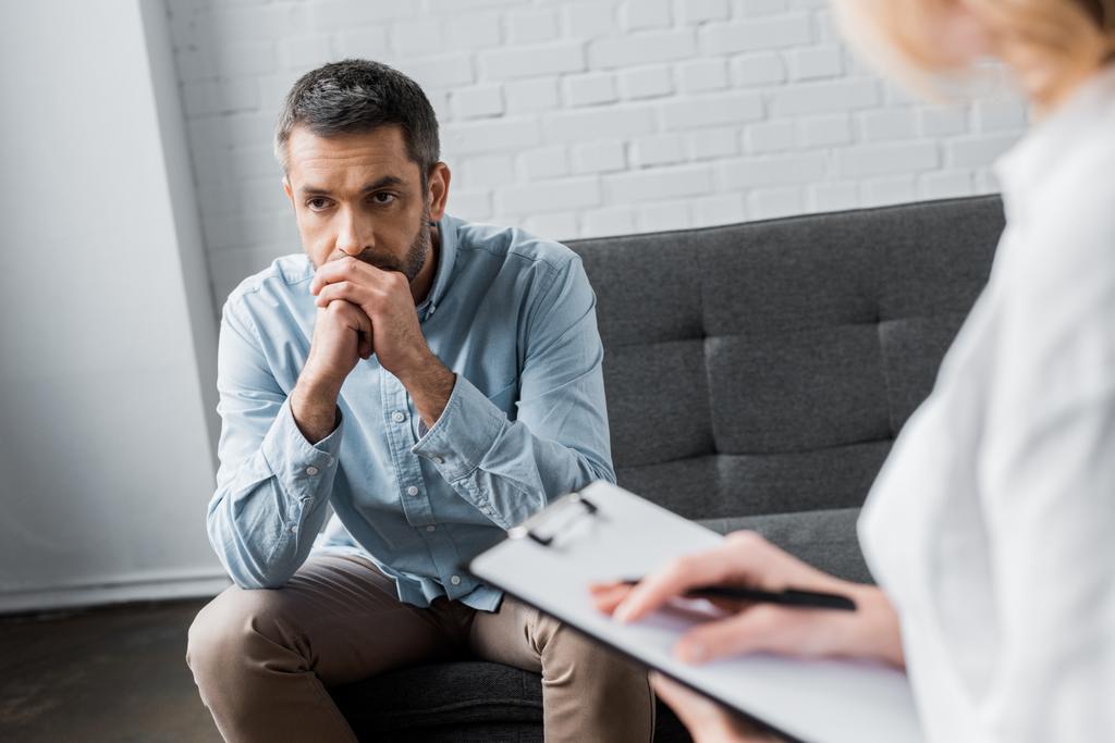Как снять стресс и нервное напряжение мужчине после развода